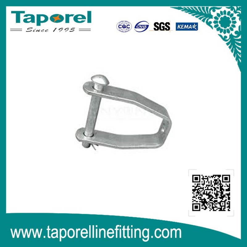 Insulator Clevis With Cotter Pin