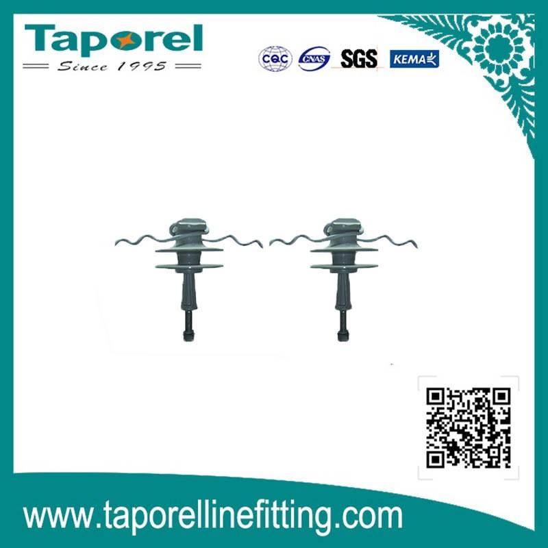 25kV Modified Polyethylene HDPE Pin Type Insulation Device