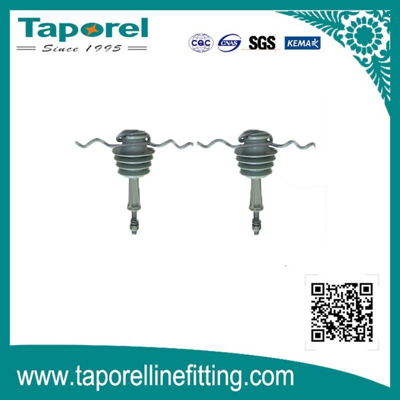 15kV Modified Polyethylene HDPE Pin Type Insulation Device