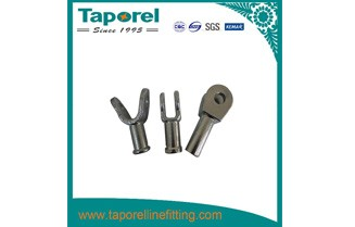 Application of Composite Insulator Fitting